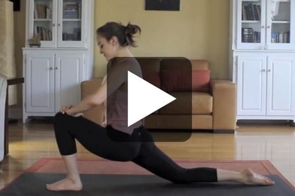 Yoga For Runners – Day 14 – 30 Day Yoga Challenge