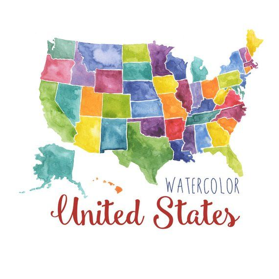48+ United states clipart image information