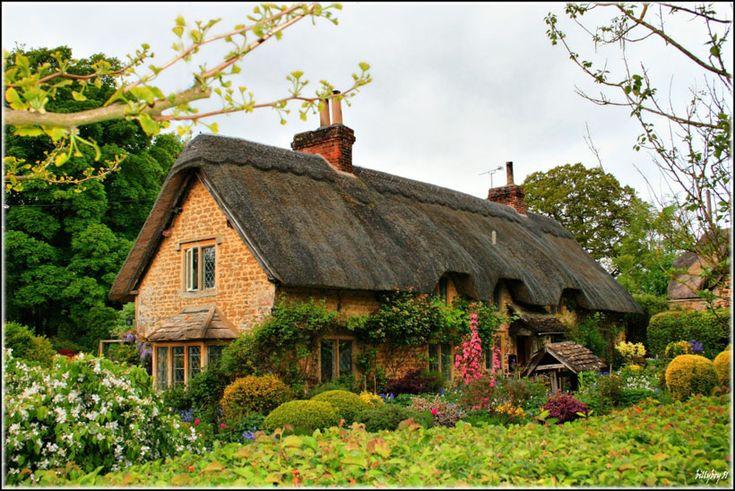 English Cottage, Wiltshire