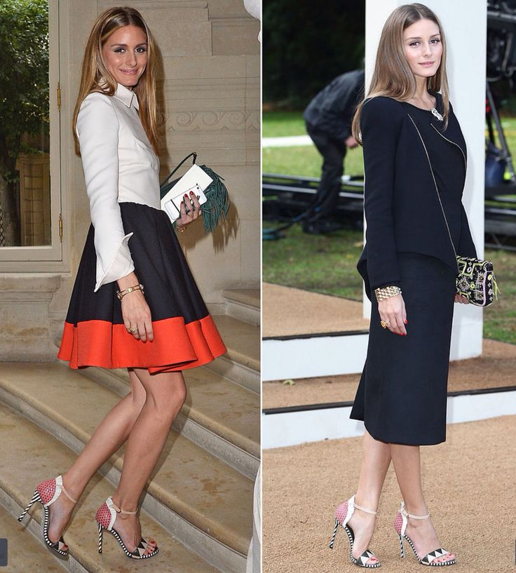 Olivia Palermo and her wonderful taste in fashion.