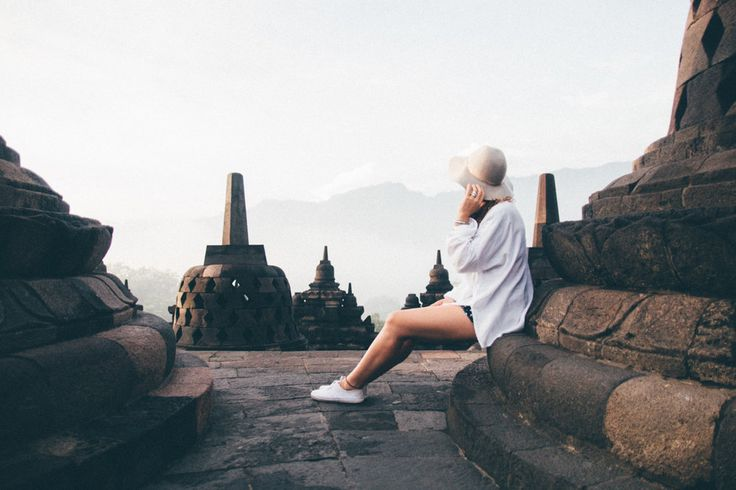 I have long had a list in my head. A never ending list of places I need to  visit, spectacular sights I need to see and photographs I need to take.  Borobudur Temple in beautiful Indonesia used to be on that list....
