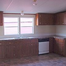 this is what a 800 mobile home kitchen makeover looks like - Mobile Home Kitchen Designs