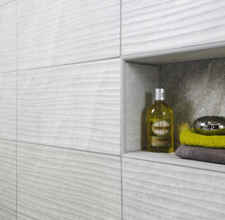 Origin Sand Stone Effect Linear Travertine Ceramic Wall: 13 Best British Ceramic Tile Images On Pinterest