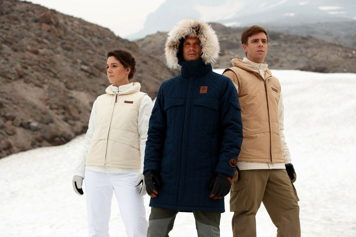 Columbia Sportswear Launches Echo Base Collection Inspired by 'Star Wars: The Empire Strikes Back'