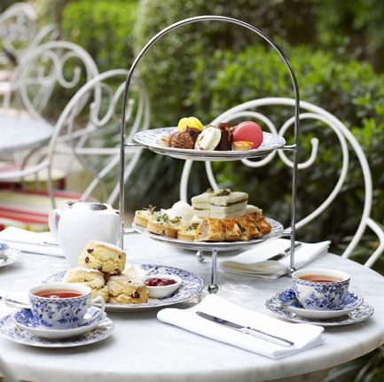 Review: High Tea at the Vaucluse House Tearooms, Sydney