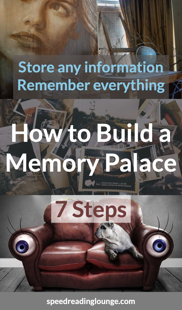 How To Build A Memory Palace - 7 Tips | Improve Your Skills