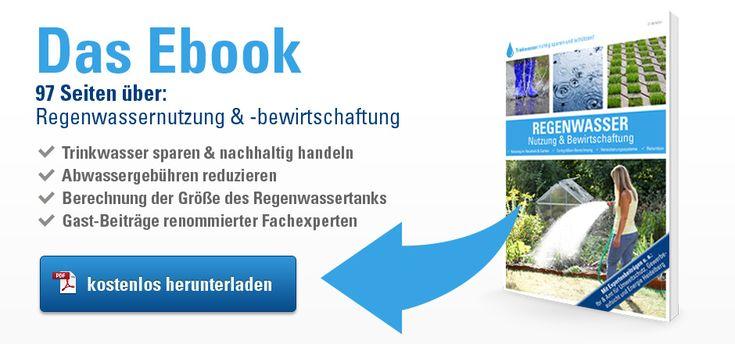 Ebook Ratgeber Regenwassernutzung und Regenwasserbewirtschaftung zum Download
