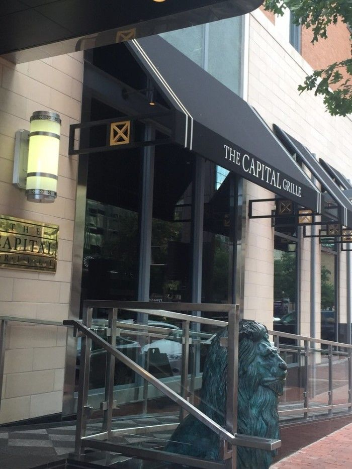 5. The Capital Grille (Fort Worth)
