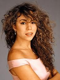 Mariah Carey (when she looked like this)