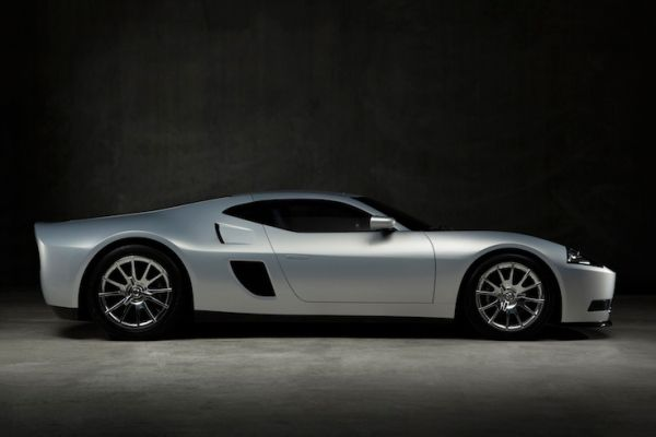 Galpin Unveils The 1 Million Usd Ford Gtr1 Supercar Ford Gt