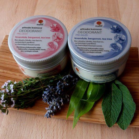 Přecházíte na přírodní deodorant?