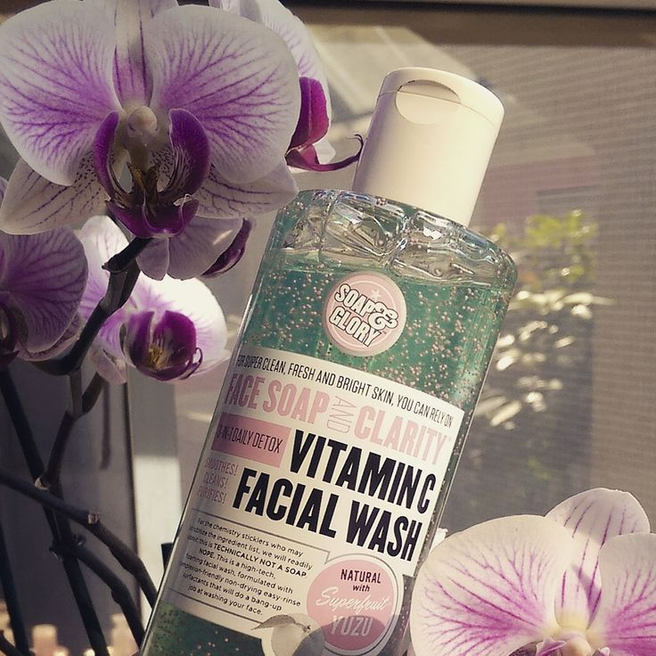 Face Soap & Clarity Facial Wash by Soap & Glory #13