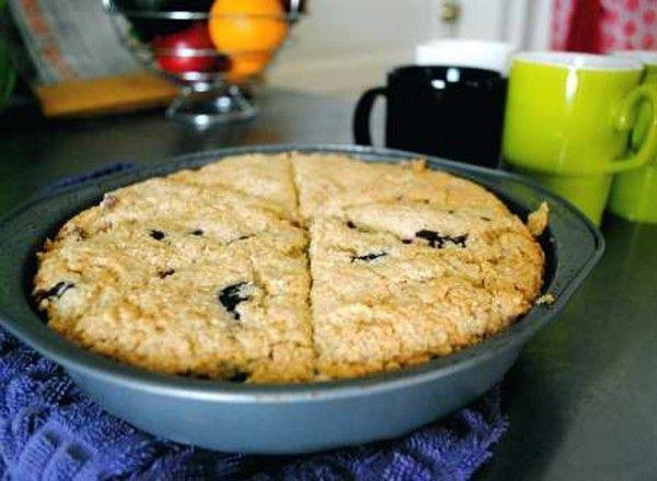 Denny Chef Blog: Tortine senza glutine al mirtillo e limone