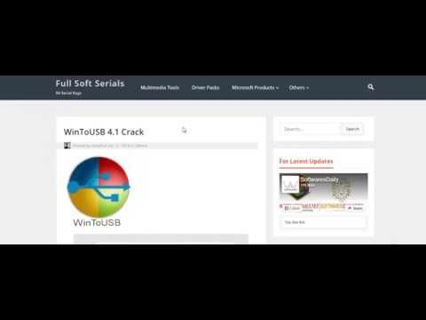 WinToUSB 4 1 License Key Full Free Download | serialfull