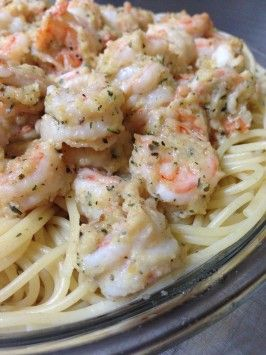 Salt and pepper shrimps - Kitchen Boss - Italian version