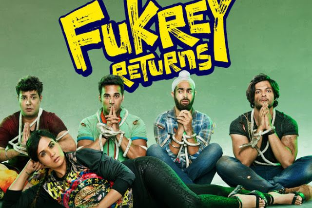 Fukrey Returns 7th Day Box Office Collection: Varun Sharma, Pulkit Samrat and Richa Chadda starrer Fukrey Returns has completed its fir...