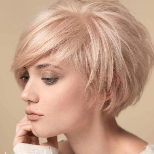 Best 25 Frisuren Kurz Damen Ideas On Pinterest