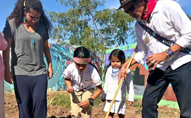 Republished with permission Via Deceleration News /March 15, 2018 ·byM. Cortez ·inPodcast. Tupac Enrique Acosta (right) teaches youth as part of TONATIERRA's Indigenous cultural education programs known as Xinachtli (Seed). Last week, Deceleration ran an article by Bettie Lyons of the Ameri...