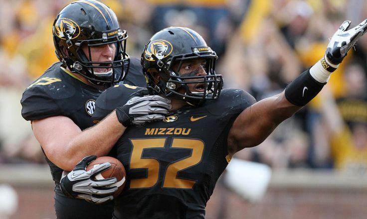 Michael Sam – Missouri Tigers highlights #TBT Throwback Thursday