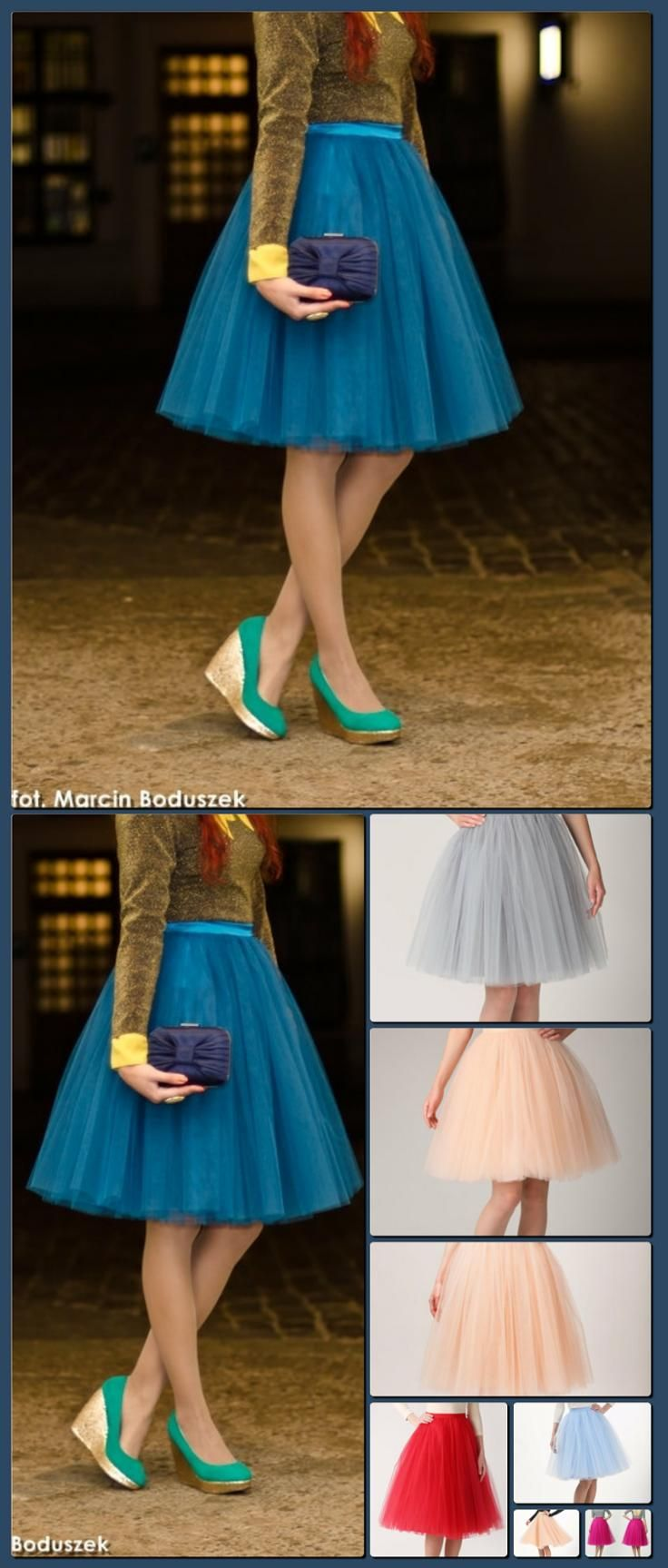 Petrol Tutu Tulle Skirt For Adults Turquoise Petitcoat Adult Yellow