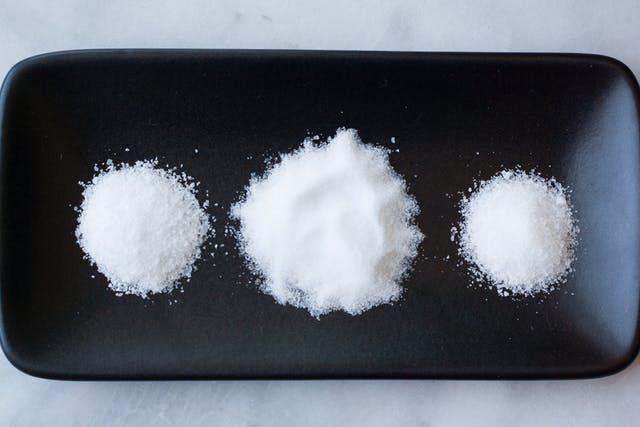 Salt is one of the key ingredients in the pickling process, but does it matter which salt you use