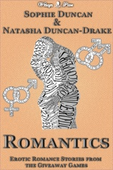 Romantics: Erotic Romance Stories From The Wittegen Press Giveaway Games by Sophie Duncan, Natasha Duncan-Drake