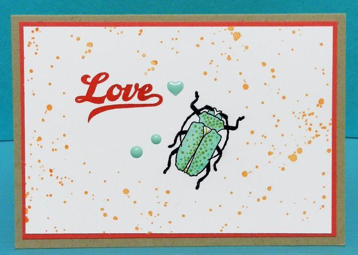 Be My Love Bug!