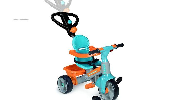 OFERTA TRICICLO FEBER BABY PLUS MUSIC BOY . FEBER 800009614, IndalChess.com Tienda de juguetes online y juegos de jardin