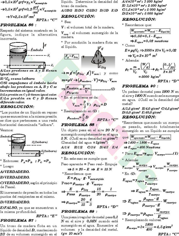 9 best Principio de Pascal ✏ images on Pinterest Exercises, Pdf - best of tabla periodica de los elementos pdf wikipedia