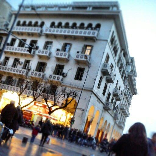 Thessaloniki,aristotelous