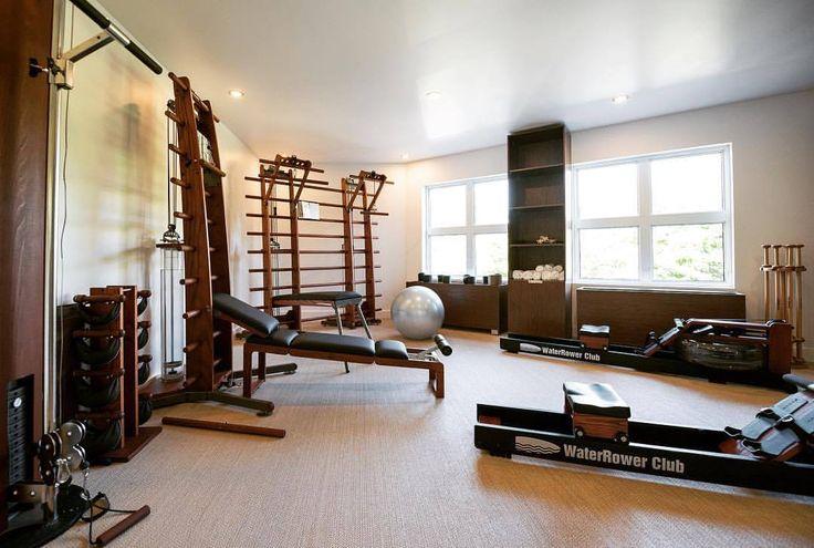 Salle de fitness de l'hôtel Le Bonne Entente à Quebec