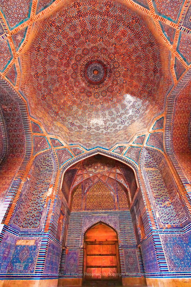 https://flic.kr/p/bMZ3QK | Shah Jahan Mosque - Thatta | The Shah Jahan Mosque was built in the reign of Mughal emperor Shah Jahan. It is located in Thatta, Sindh province, Pakistan. It has been on the tentative UNESCO World Heritage list since 1993.[1] In the town of Thatta (100 km / 60 miles from Karachi) itself, there is famous Shahjahani Mosque with its beautiful architecture. This mosque was built in 1647 during the reign of Mughal King Shah Jahan, also known as the builder King. The…