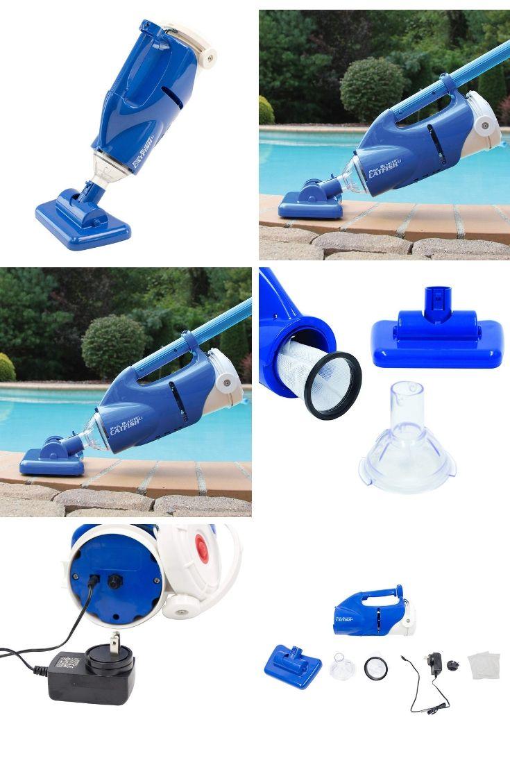 Water Tech Pool Blaster Catfish Li Pool Spa Cleaner