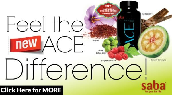 My Texas friend, Amy O'Bannon, is a distributor of SABA products. More importantly the ACE diet pill (ACE: Appetite Control and Energy). It's all natural and works! Several of my friends have been loosing weight within 2 months of starting, ranging from 10-50 pounds. She is shipping for free to all states and will send FREE Samples, so no obligation to buy it. If you are interested or have questions, you can msg me or contact her via msg on her fb page (Ace Diet Pills / Amy O'Bannon…