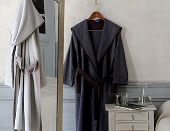 Peignoirs de bain Garnier-Thiebaut