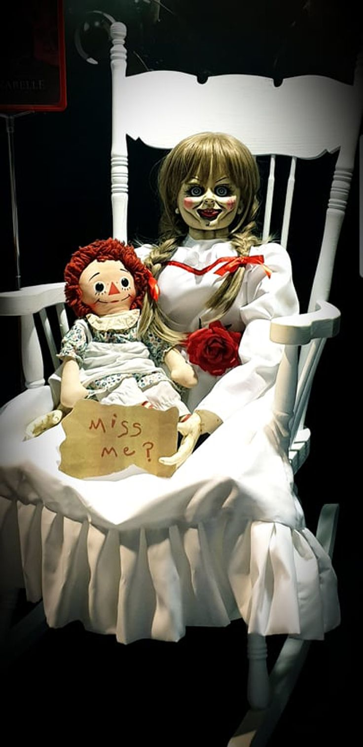 Pin von Anfyart Props auf Annabelle the conjuring REPLICA