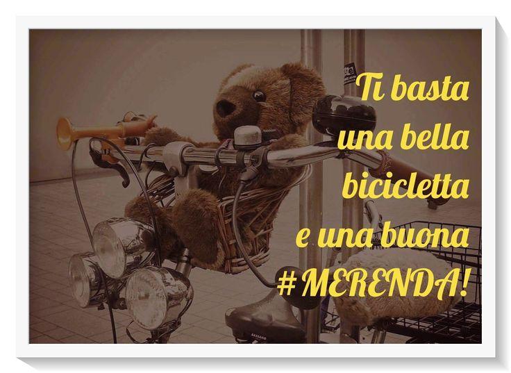 Rispolvera la Tua vecchia Bicicletta.. Prepara una Bussola.. Ma soprattutto non scordare i Tuoi Biscotti Paolo Forti! Adesso puoi andare!