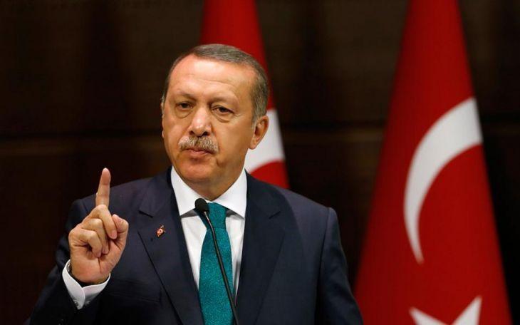 Παντουρκισμός από τον Ερντογάν – «Η Τουρκία είναι μεγαλύτερη από την Τουρκία»