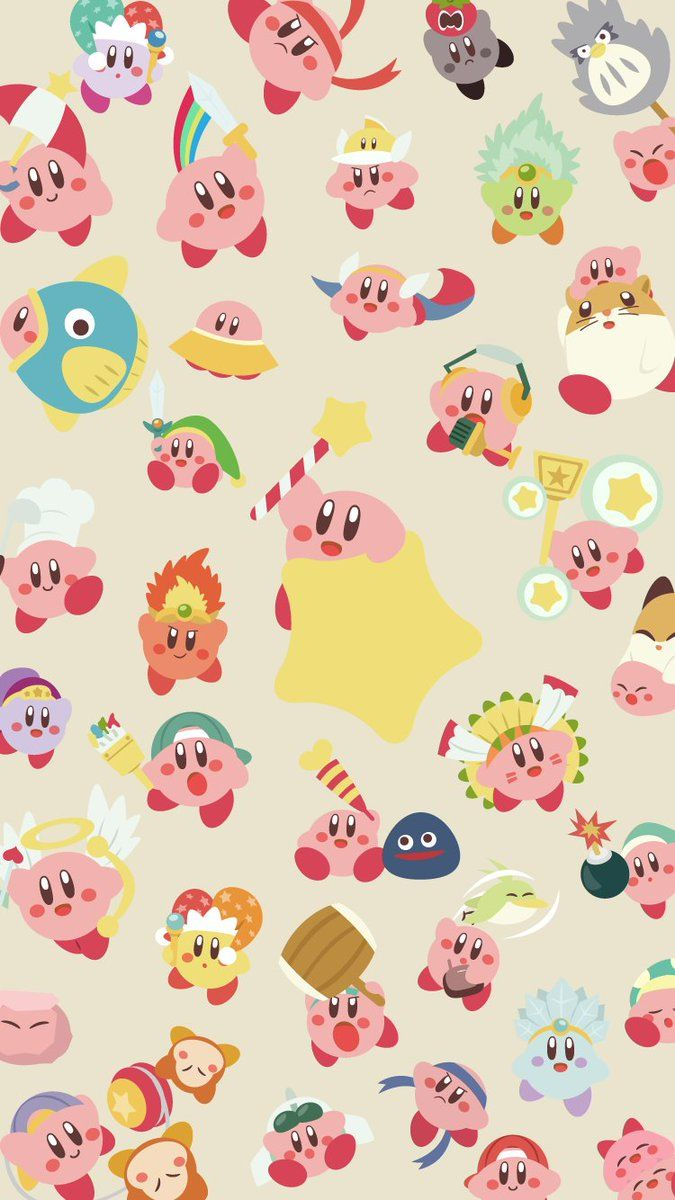 なぎ In Kirby Art Kirby Character Kirby