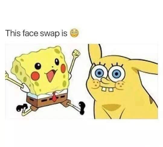 Bahaha Pikachu's face...I can't even