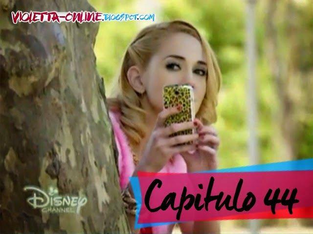 Disney Channel Y Nickelodeon: Violetta - 3° Temporada - Capitulo 44