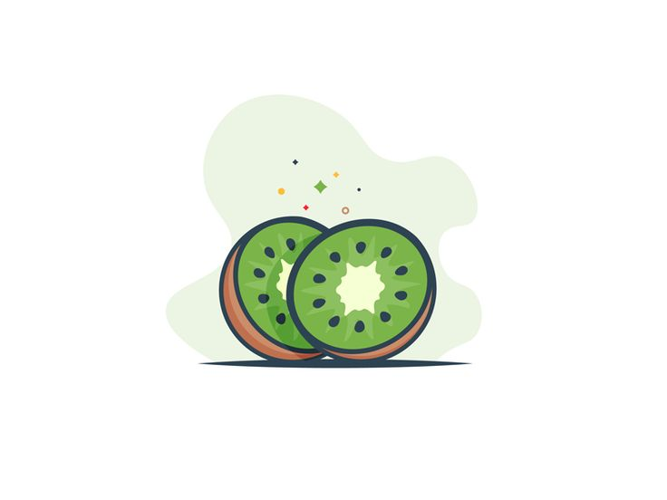 Kiwi by Varun Kumar #Design Popular #Dribbble #shots