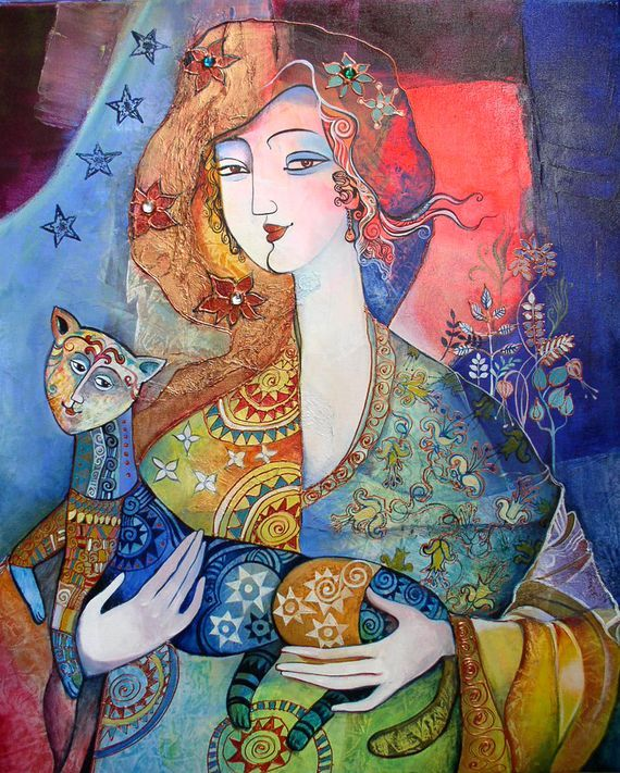 Le Chat by Didier Delamonica