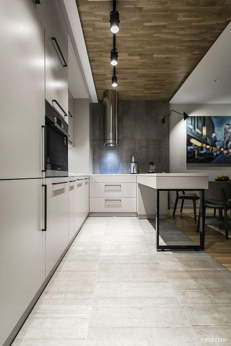 Modern apartment in Kiev by YoDezeen 03