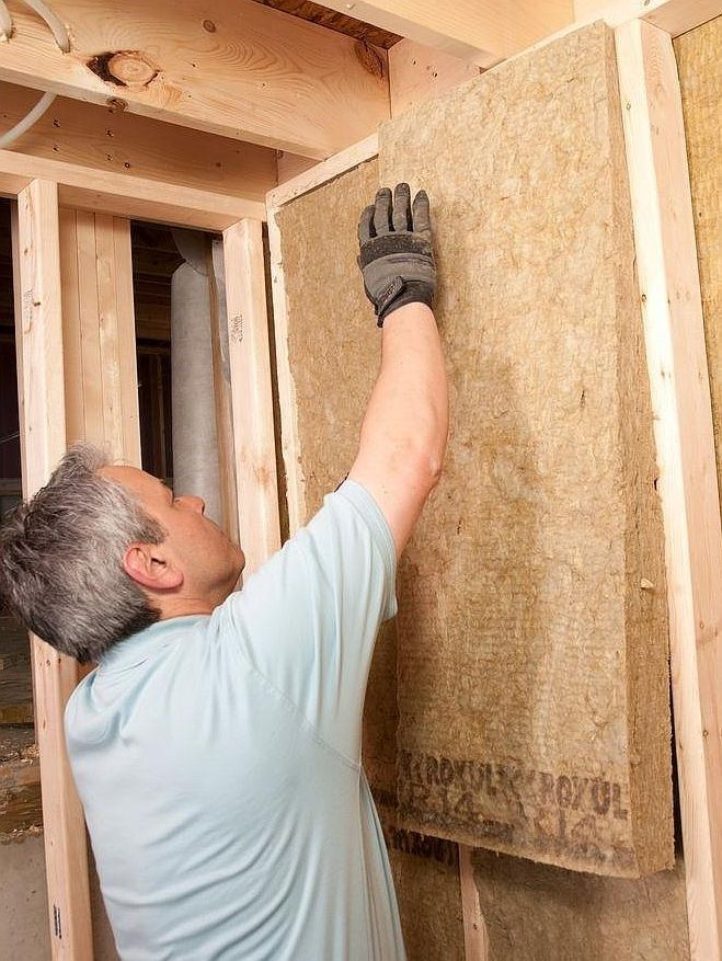 What S The Difference Fiberglass Vs Mineral Wool Insulation The House Designers Wool Insulation Mineral Wool Insulation Mineral Wool