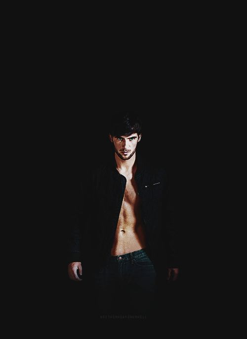 Daemon Black and the holy trinity of bad boys