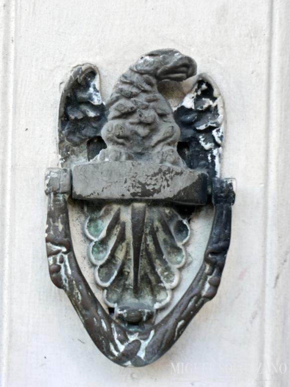 Perfect Door Knockers Of New Orleans LA. Photographer ~ Miguel Solorzano