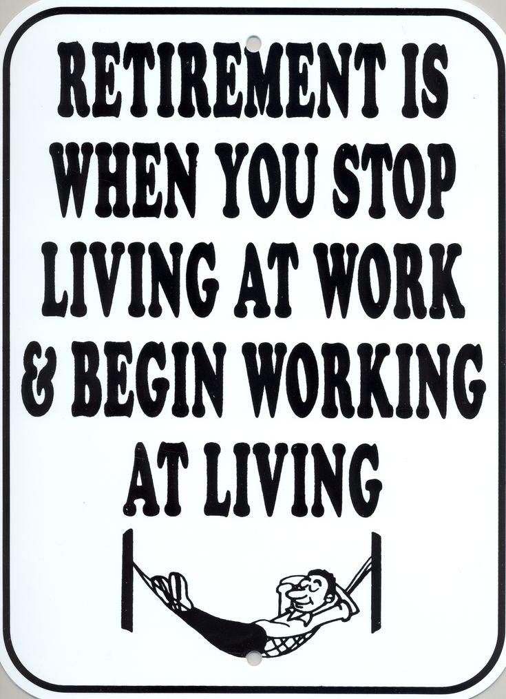 311 best Retirement images on Pinterest | Business entrepreneur ...