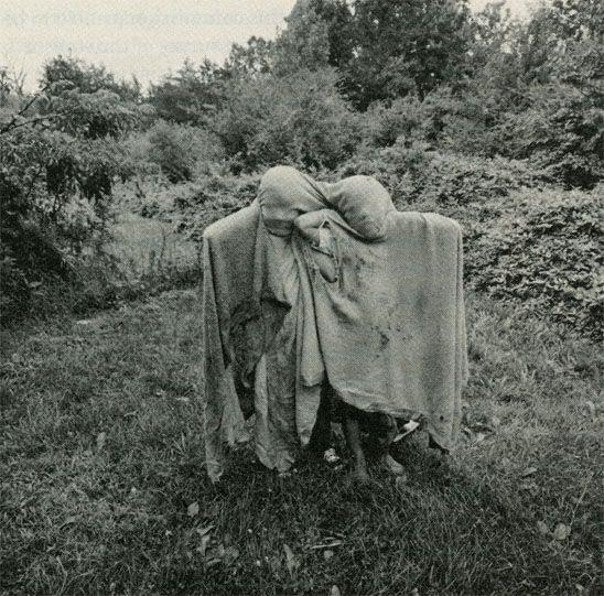 Emmet Gowin - Sally Gall 1997