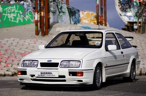 Monkey Motor Ford Sierra Concept Cars Cool Cars